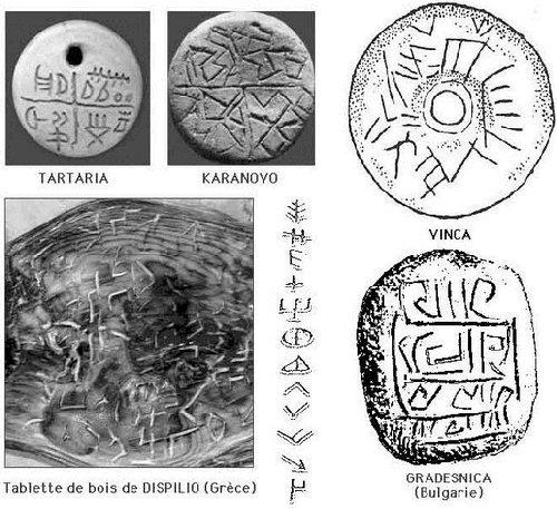 古ヨーロッパ文字